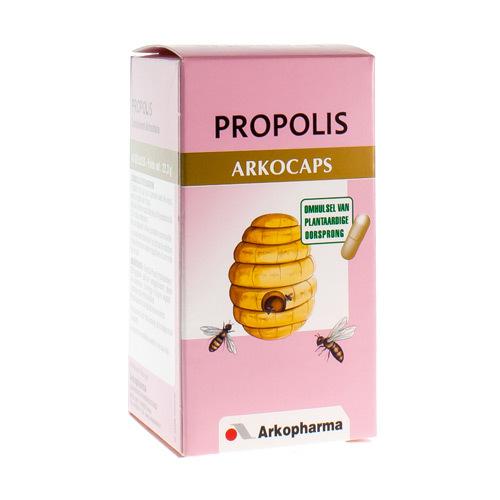 Arkocaps Propolis Plantaardig  45 Capsules