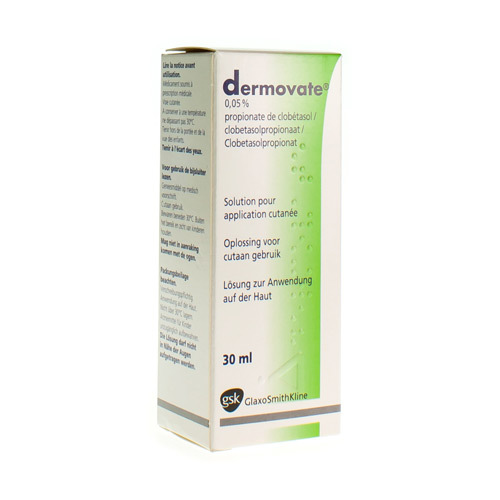 Dermovate Lotion 0,05%  30 Ml