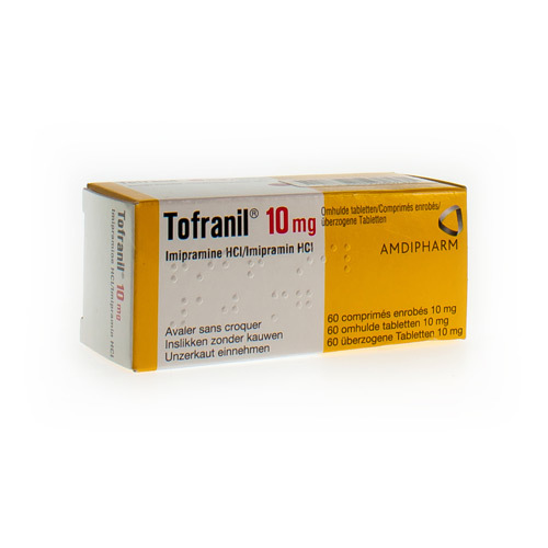 Tofranil 10 Mg (60 Tabletten)