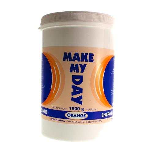 Make My Day Orange (1200 Grammes)