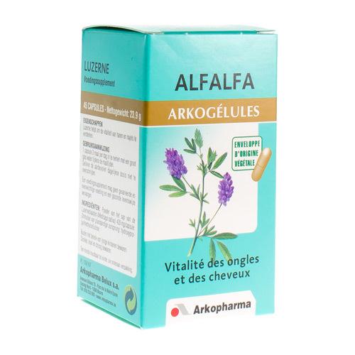 Arkocaps Alfalfa Vegetal  45 Capsules