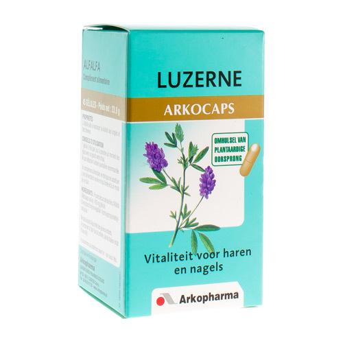 Arkocaps Luizerne Plantaardig  45 Capsules