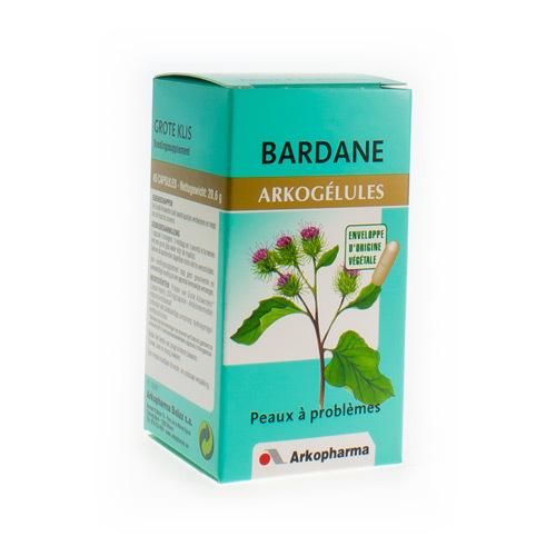 Arkocaps Bardane Vegetal  45 Capsules