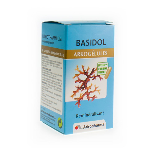 Arkocaps Basidol Vegetal (45 Capsules)