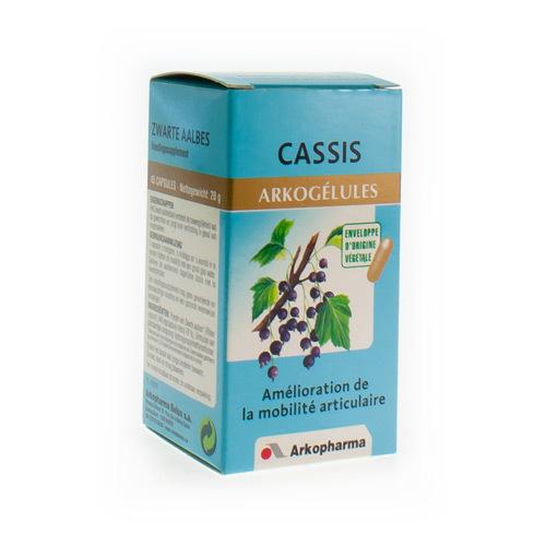 Arkocaps Cassis Vegetal  45 Capsules