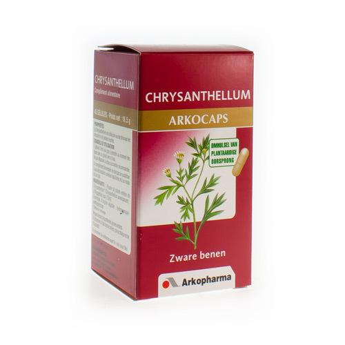 Arkocaps Chrysanthellum Plantaardig  45 Capsules