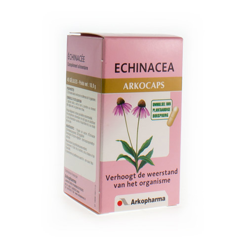 Arkocaps Echinacea Plantaardig  45 Capsules