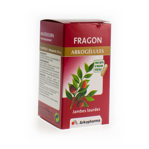 Arkocaps Fragon Vegetal  45 Capsules