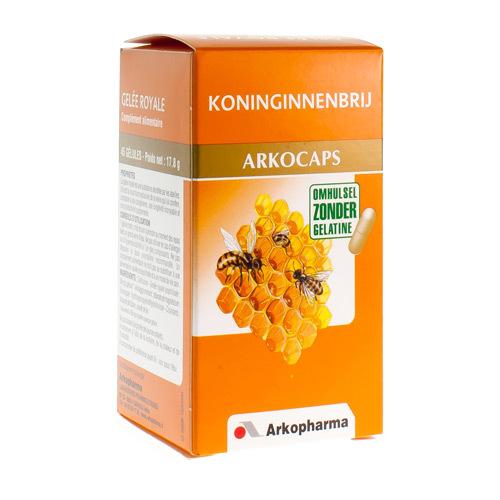 Arkocaps Koniginnebrij Plantaardig  45 Capsules