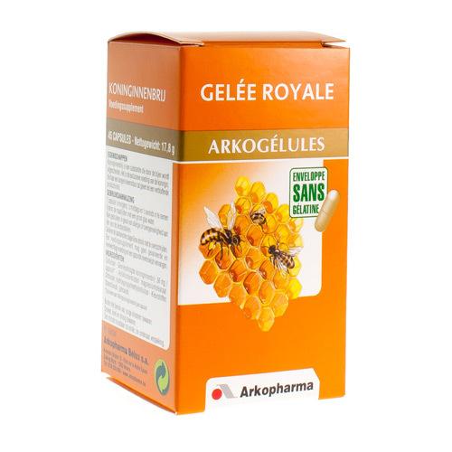 Arkocaps Gelee Royale Vegetal  45 Capsules