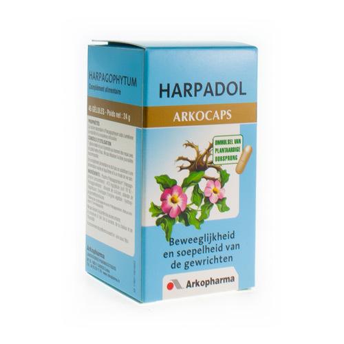 Arkocaps Harpadol Plantaardig  45 Capsules