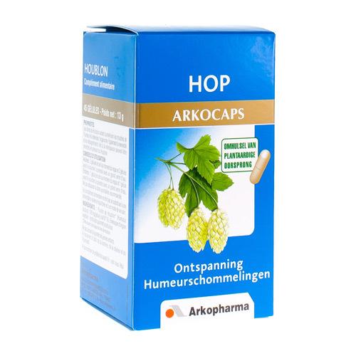 Arkocaps Hop Plantaardig  45 Capsules