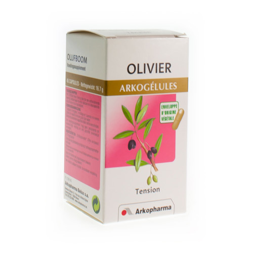 Arkocaps Olivier Vegetal  45 Capsules