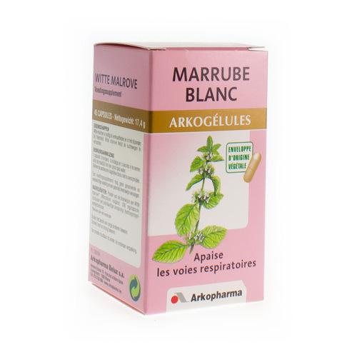 Arkocaps Marrube Blanc Vegetal (45 Capsules)