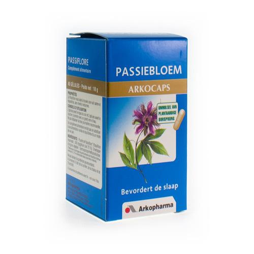 Arkocaps Passiebloem  45 Capsules