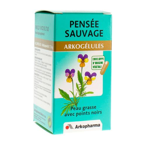 Arkogelules Pensee Sauvage  45 Capsules