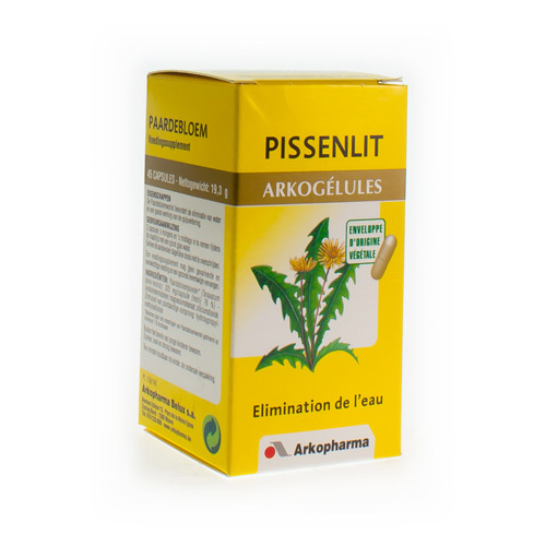 Arkocaps Pissenlit Vegetal  45 Capsules