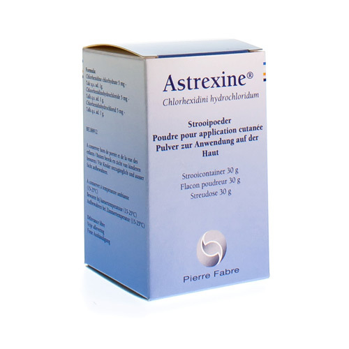 Astrexine Poudre 5 Mg/G  30 Grammes
