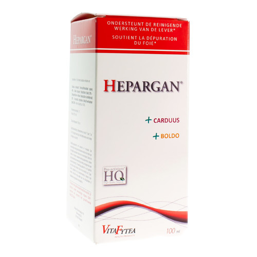 Vitafytea Hepargan Complex (100 ml)