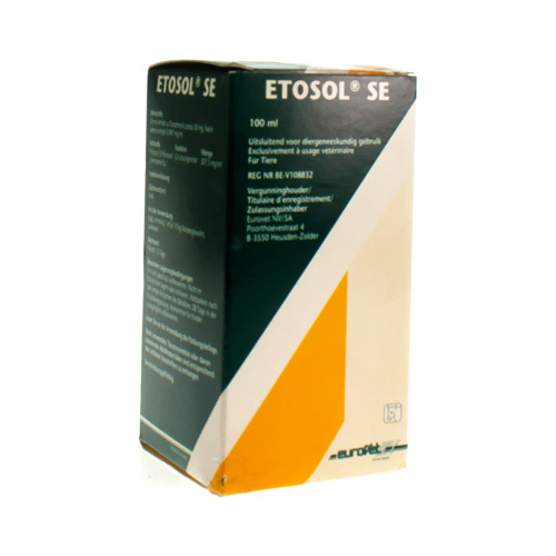 Etosol Se Veterinaire (100 Ml)