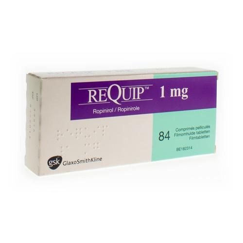 Requip 1 Mg (84 Comprimes)