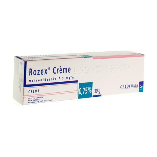 Rozex Creme 0,75% (30 Grammes)