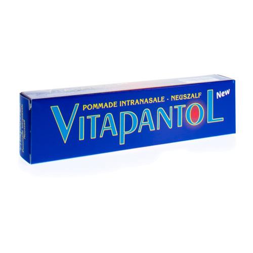Vitapantol Zalf Nasaal Normaal (16,5 Gram)