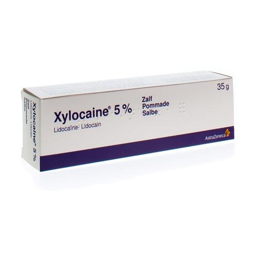 Xylocaine Zalf 5% (35 Gram)