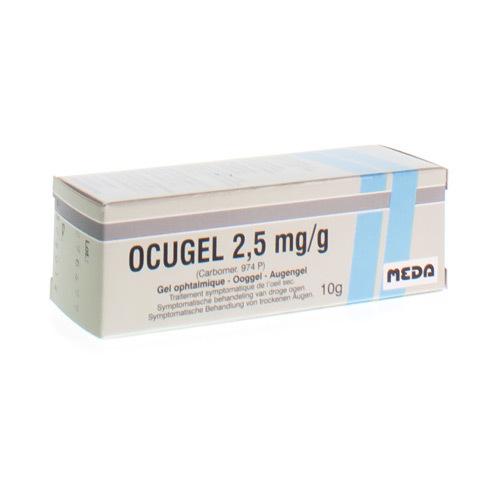 Ocugel 2,5 Mg/G (10 Grammes)
