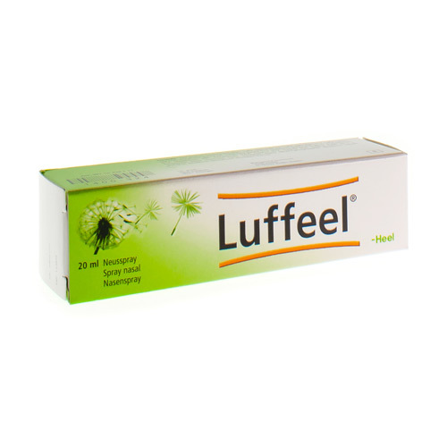 Luffeel Spray Nasal Heel 20Ml