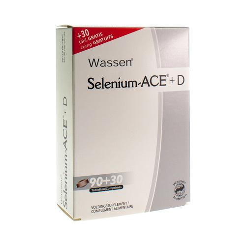 Selenium Ace+D (120 Tabletten)