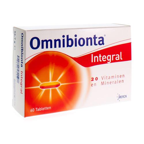 Omnibionta Integral (60 Tabletten)