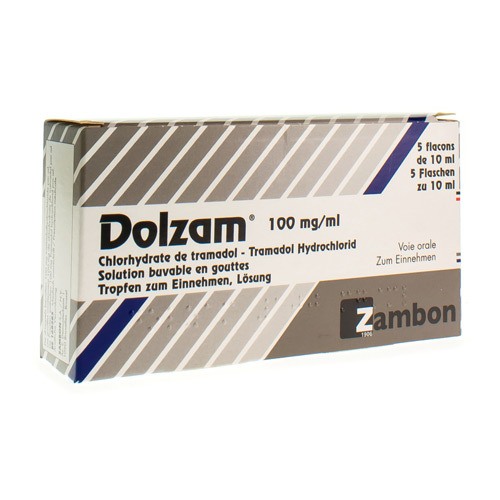 Dolzam 100 Mg/Ml  5 X 10 Ml