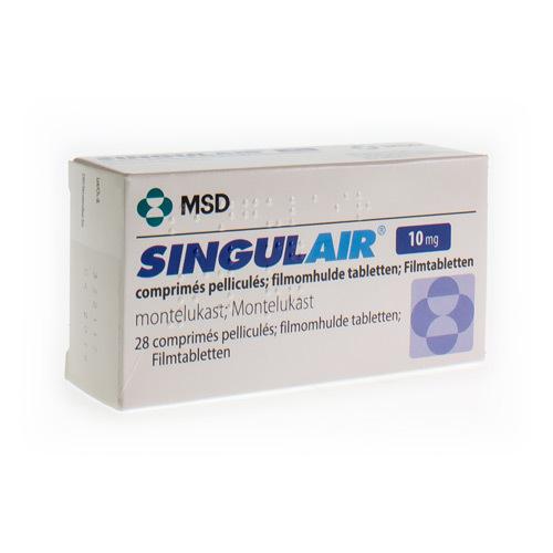 Singulair 10 Mg (28 Comprimes)