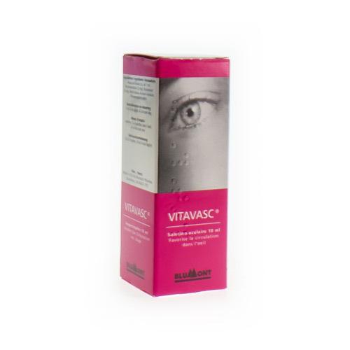Vitavast Gouttes Oculaires (10 Ml)