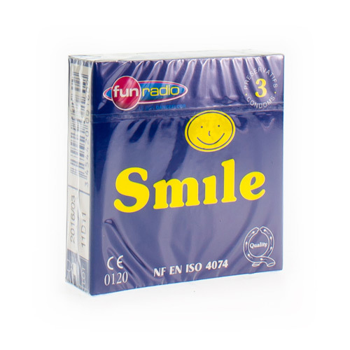 Smile Condomen 3Stuk
