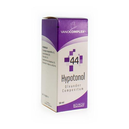 Vanocomplex Nr 44 Hypotonol 50Ml