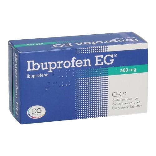 Ibuprofen EG 600 Mg (50 Tabletten)