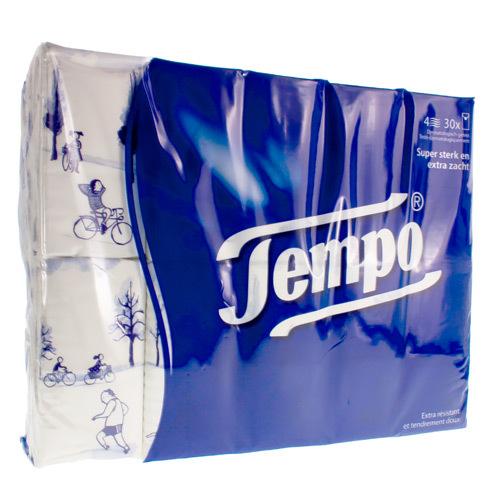 Tempo Plus Mouchoirs 30X10Pcs