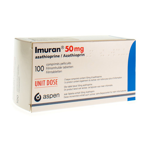 Imuran 50 Mg (100 Tabletten)