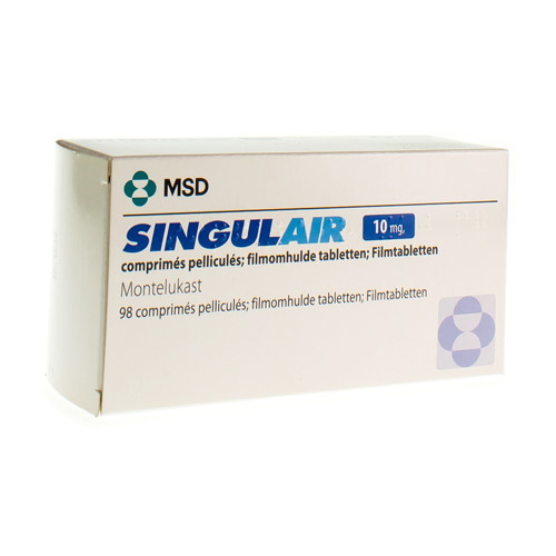 Singulair 10 Mg (98 Tabletten)