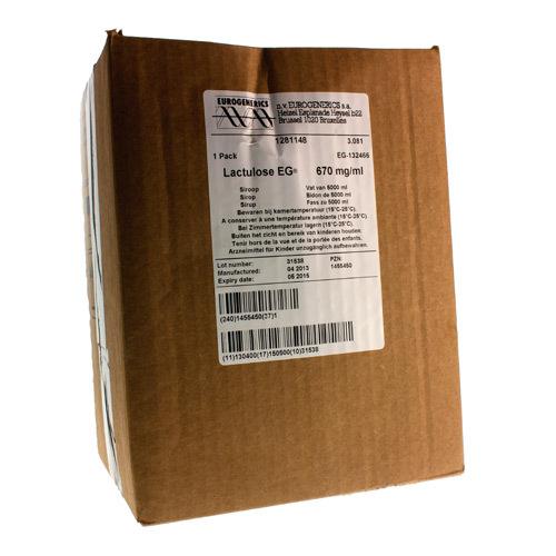 Lactulose EG 670 Mg/Ml (5 Liter)