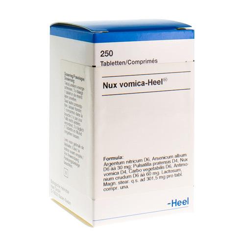 Nux Vomica 250 Tabletten Heel