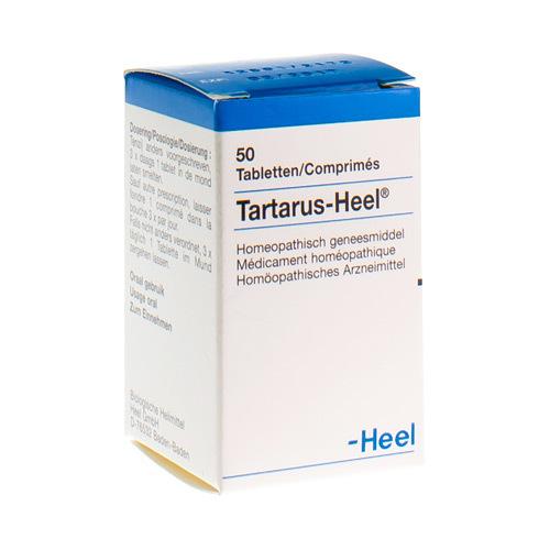 Tartarus 50 Compr Heel
