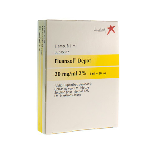Fluanxol Depot 20 Mg/Ml (1 Ampul)