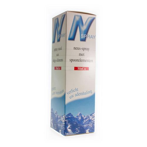 Biogam N-Spray Neus Mn/Cu R36904 125Ml