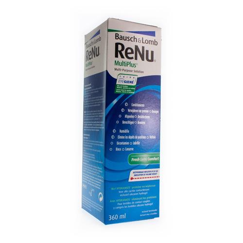 Basch Lomb Renu Multiplus  355 Ml