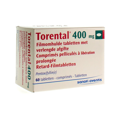 Torental 400 Mg (60 Tabletten)
