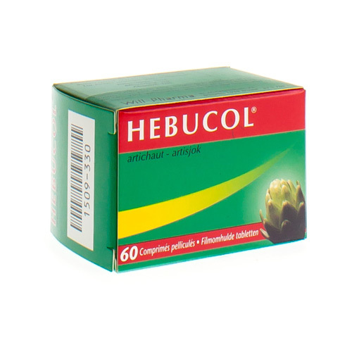 Hebucol 200 Mg (60 Tabletten)