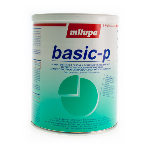 Milupa Basic-P (400 Grammes)